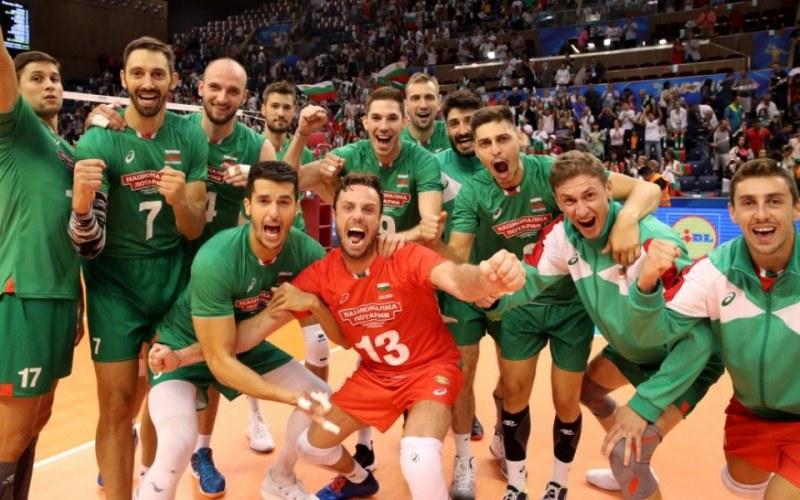 България в силна компания за последната олимпийска квалификация