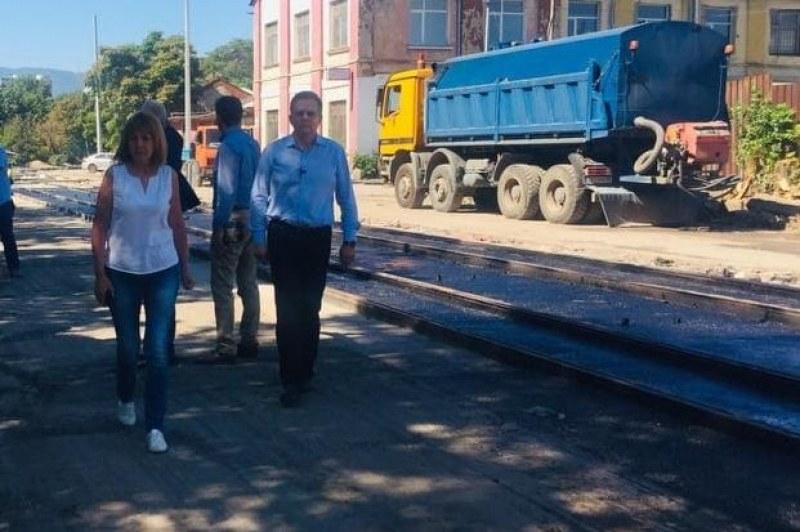 Фандъкова:Ако се кандидатирам пак за кмет, ще съм с нов екип