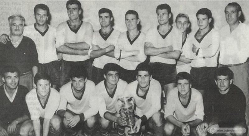Преди 27 години Ботев спечели първата си Купа на България