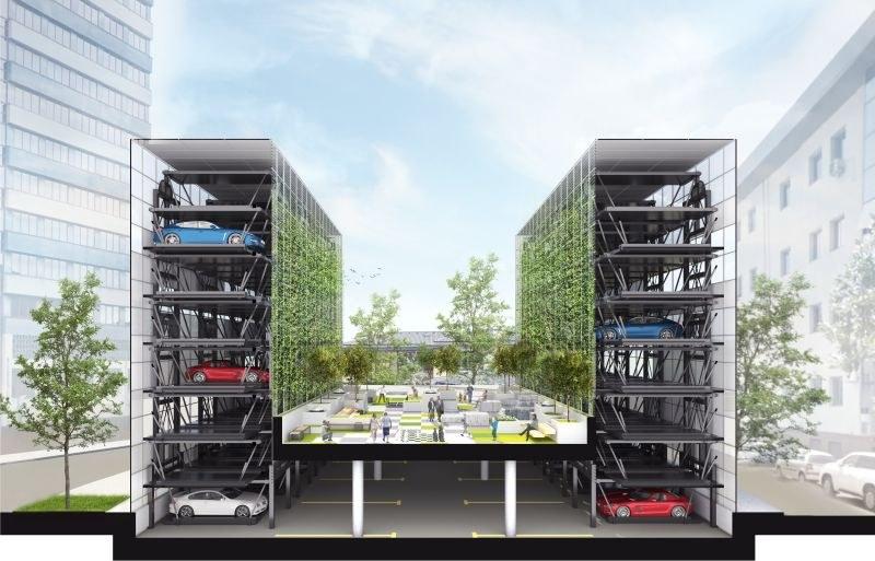 Утвърдиха проекта за паркинга на бъдещето в Пловдив, търси се финансиране