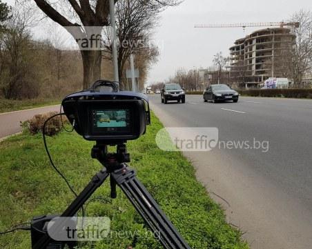 Масово акция по пътищата в страната! Полицаи дебнат за нарушители
