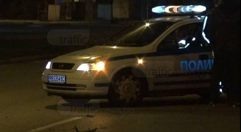Арестуваха известен пловдивски дилър с 400 грама амфетамин