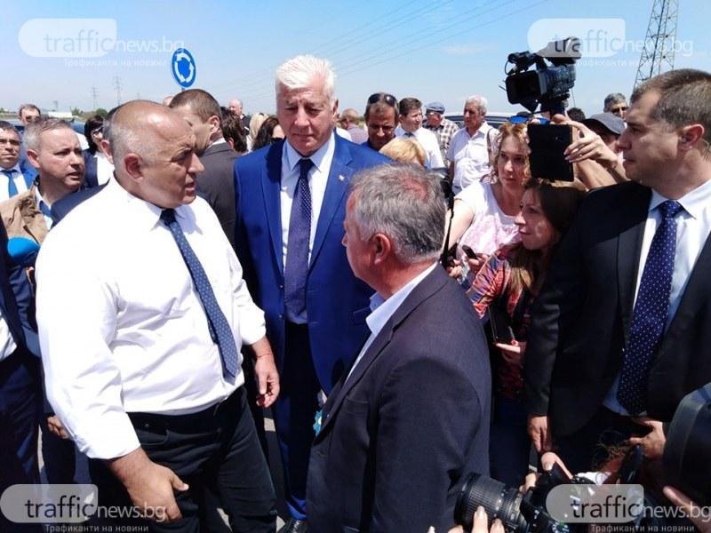 На какво може да се надява новият кмет на Пловдив от Бойко Борисов и правителството?