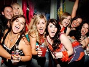 Кои са видовете пияна жена?
