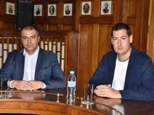 Тотев и новият полицейския шеф в Пловдив се договориха за камери за скорост и повече видеонаблюдение