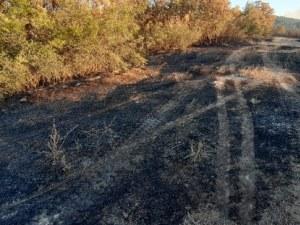 Започват да разследват пожара в Хасково