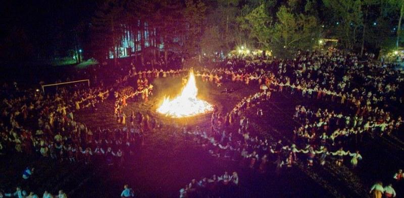 За първи път на фестивала в Жеравна - среднощно етно фолк джамбуре