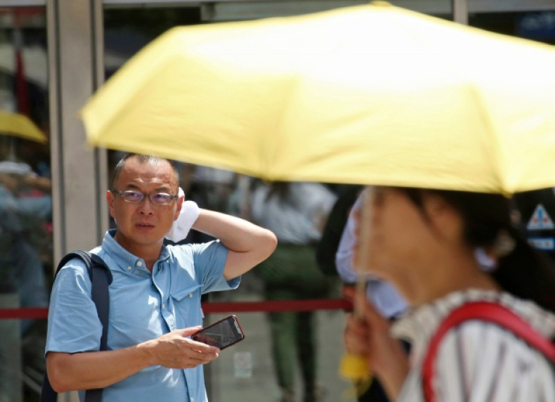 13 000 души с топлинен удар в Япония, 23-ма загинали