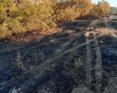 Пожарът в Хасково е локализиран, войската се включва в гасенето