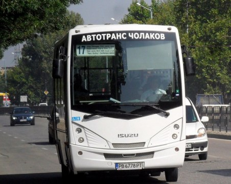 Затварят за движение пловдивска улица до есента, 4 автобуса променят маршрутите си