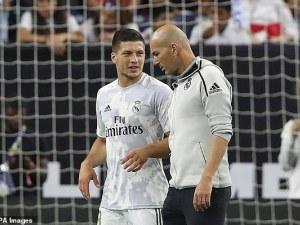 Сътресения в Реал! Зидан не хареса играч, купен за 62 милиона