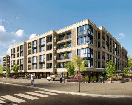 Нова концепция за дом: Апартамент с двор, живот сред природата