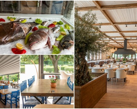 Точката в Пловдив с винаги прясна риба и автентична гръцка кухня