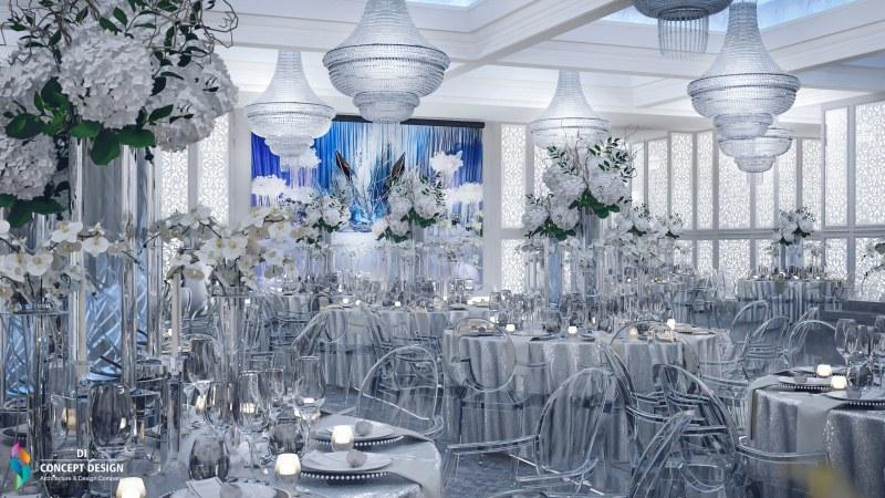 Вашата приказка! Зала за сватби и събития отваря врати в мегакомплекса 5POINTS