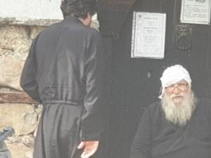 Намушкаха отец Иван от Нови хан след скандал
