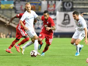 ЦСКА отпадна след неотсъдена дузпа и червен картон