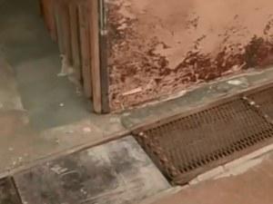Жена пропадна в шахта на столичен булевард, остана заклещена един час