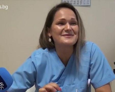 Младите лекари на Пловдив: Д-р Красимира Чалова: Учителите ми криеха учебниците по биология, искаха да стана математик