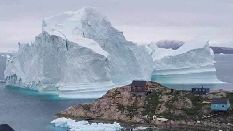 Доналд Тръмп искал да купи остров Гренландия