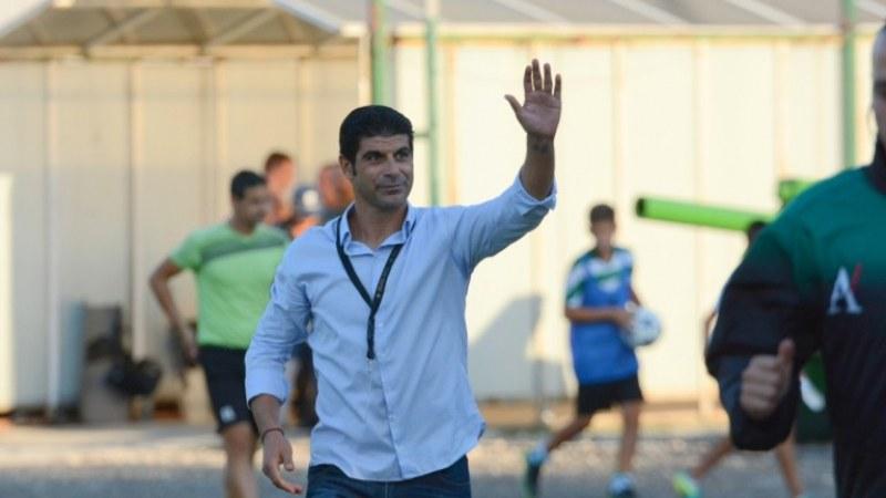 Гонзо се завръща в Локо Пловдив, става спортно-технически директор