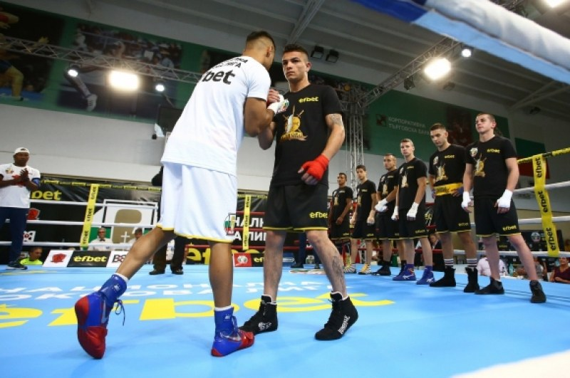 Пловдив събира елита на родния бокс