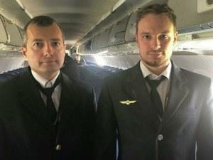 Путин награди пилотите, приземили самолет в царевична нива