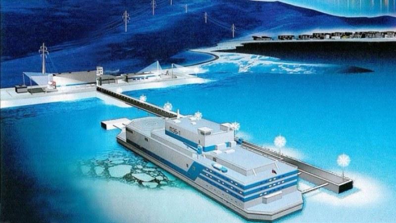 Новият Чернобил може да е в морето – защо Русия прави първата плаваща АЕЦ