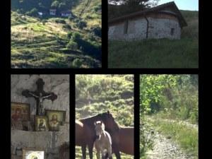 Баща и син възкресиха старинен манастир край Бракьовци