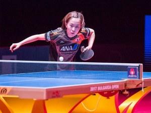 Изцяло китайски полуфинал при дамите на силния турнир по тенис на маса в Панагюрище