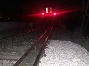 Влак блъсна мъж на мястото, където бе открито тялото на Стефан от Абдовица