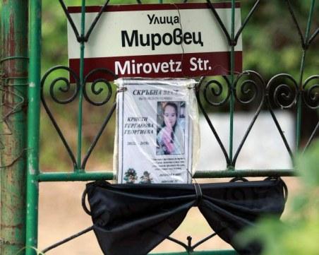 Изпращат малката Криси, погребение и бдение в Сливен