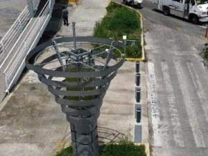 Изобретиха изкуствено дърво срещу глобалното затопляне