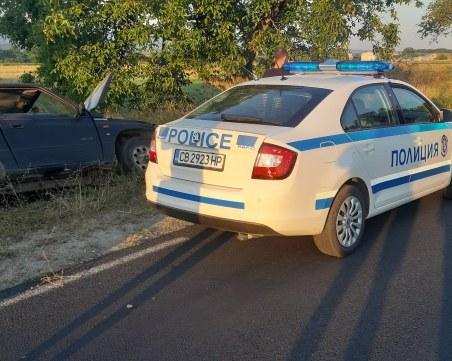 Тежка катастрофа край Плевенско, има пострадало дете