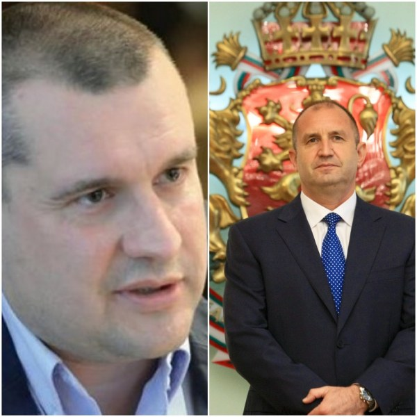 Бившият кадър на СДС Калоян Методиев оглавява администрацията на президента