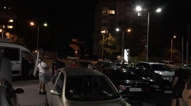 Нова акция срещу гонките в Пловдив! Патрулки застанаха на основните булеварди