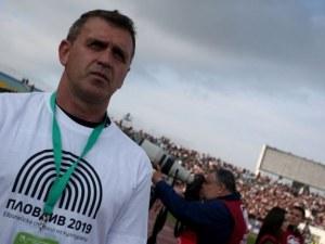 Бруно Акрапович ухажван от чужбина, може да напусне Локо Пловдив