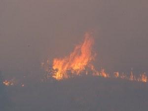 Опасност от пожари в осем области у нас