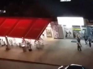 Пловдивчанин вилня в дюнерджийница в Тракия - сипал псувни, скочил и на бой