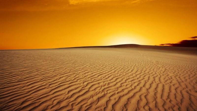 Запрашаване на въздуха от африканските пустини минава над България