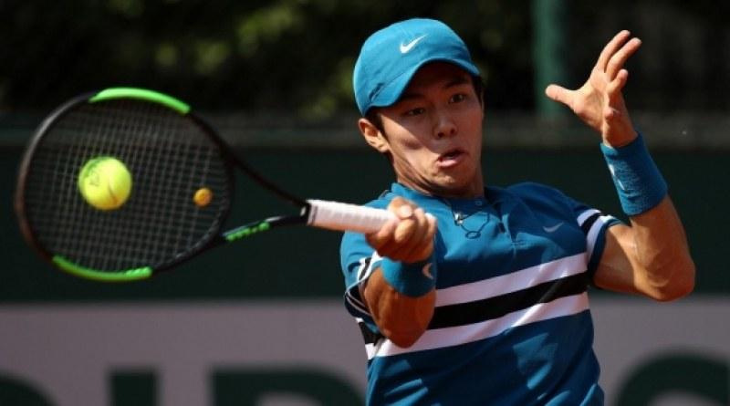 Глух кореец с историческа победа в тениса