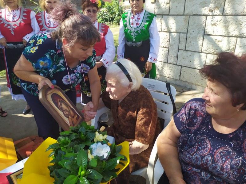 Пловдивско село отпразнува юбилея на своята първа столетница