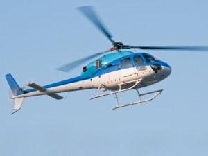 Хеликоптер се разби в морето, остави гръцки остров без ток