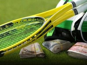 Наказаха жестоко тенисист заради черно тото