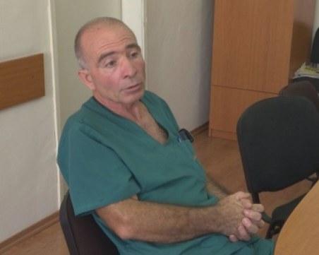 Отказаха да оповестят резултатите от проверката на доктора на убитото момиченце