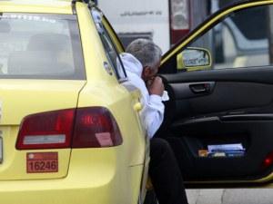 Пътник удари таксиметров шофьор, взе му парите и ризата от гърба