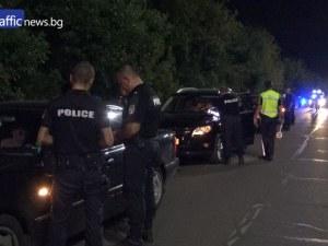 Полицията в Пловдив с мащабна акция - проверява шофьорите наред