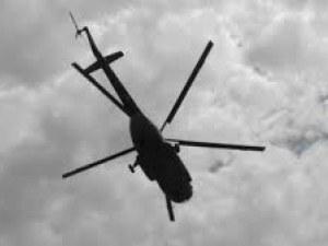 Xеликоптер се разби край гръцки остров, двама са загинали