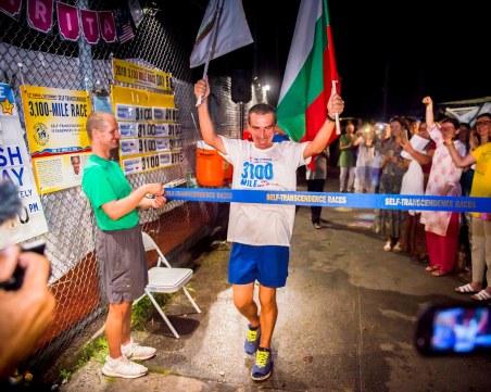 Наш офицер стигна до финала на най-изтощителния маратон в света