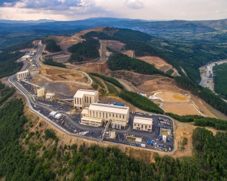 Най-старият златен рудник в Европа пак тръгва, Борисов и Караянчева режат лентата на Ада тепе