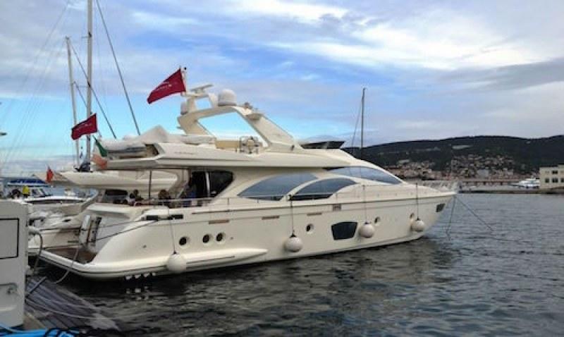 Откриха над 1 тон канабис на яхта в Гърция